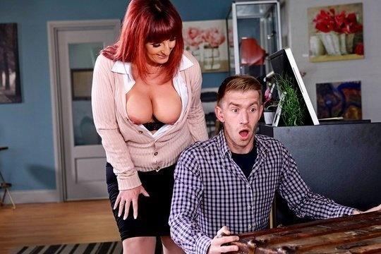 Голодная Зрелая Дама Жаждет Удовлетворения И Получает Его - Смотреть Порно Онлайн